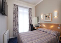 月神西蒙娜酒店 - 倫敦 - 倫敦 - 臥室