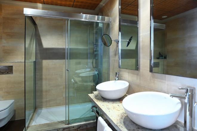 普拉亞高爾夫酒店 - 帕爾馬灘 - 帕爾馬 - 浴室