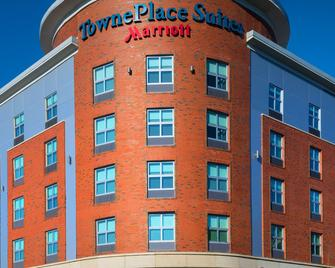 TownePlace Suites by Marriott Boston Logan Airport/Chelsea - Челсі - Building