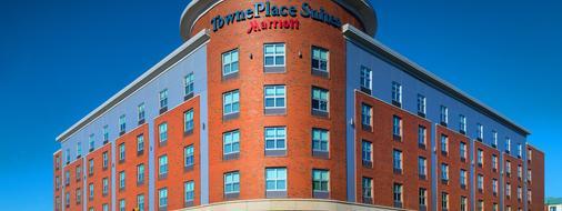 TownePlace Suites by Marriott Boston Logan Airport/Chelsea - Chelsea - Gebäude