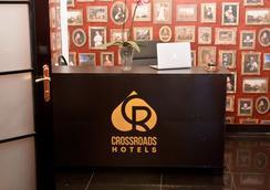 Crossroads Hotel - Moscow (Matxcơva) - Lễ tân