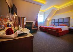 Hotel Galicja Wellness & Spa - Auschwitz - Schlafzimmer
