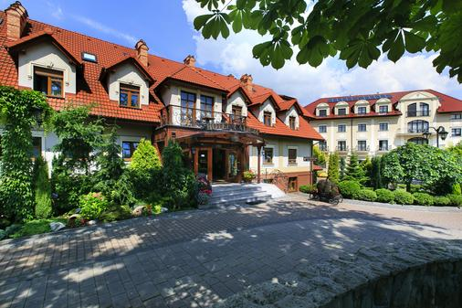 Hotel Galicja Wellness & Spa - Auschwitz - Gebäude