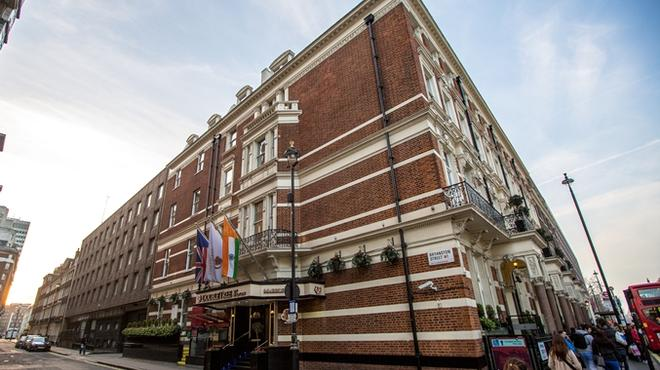 DoubleTree by Hilton London - Marble Arch - London - Building