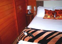 兩戀人木屋旅館 - 卑拿 - Penha - 臥室