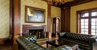 University Club of San Francisco - San Francisco - Lounge