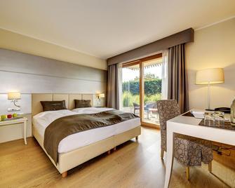 Art & Design Hotel Napura - Vilpiano - Schlafzimmer