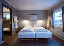 Coal Miners Cabins - Longyearbyen - Bedroom