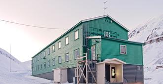 Coal Miners Cabins - Longyearbyen