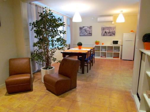 巴塞隆拿市街酒店 - 巴塞隆拿 - 巴塞隆納 - 客廳