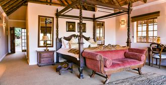 Kwantu Private Game Reserve - Sidbury - Schlafzimmer