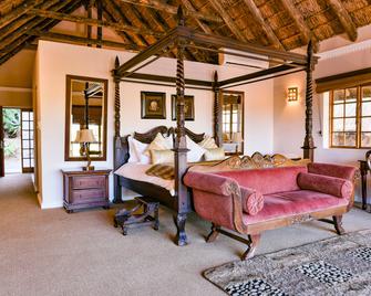 Kwantu Private Game Reserve - Sidbury - Ložnice