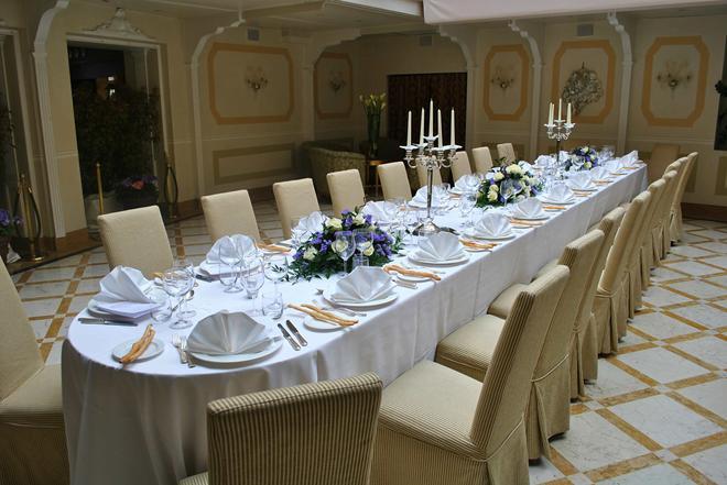 Hotel Carlton On The Grand Canal - Венеция - Банкетный зал