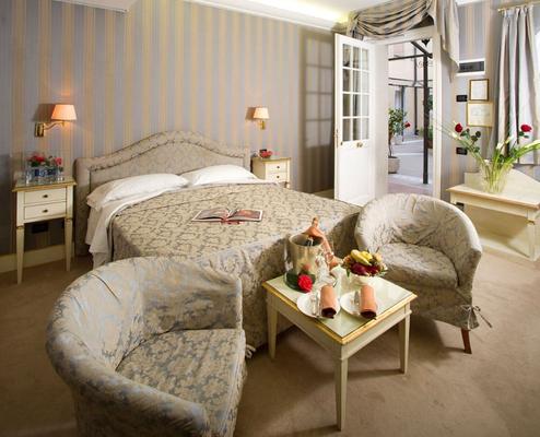 Hotel Carlton On The Grand Canal - Venetsia - Makuuhuone