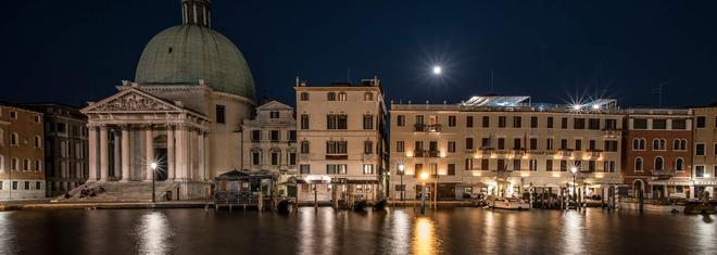 Hotel Carlton On The Grand Canal - Venetsia - Rakennus