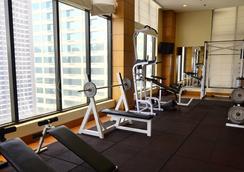 City Garden Hotel Makati - Μακάτι - Γυμναστήριο