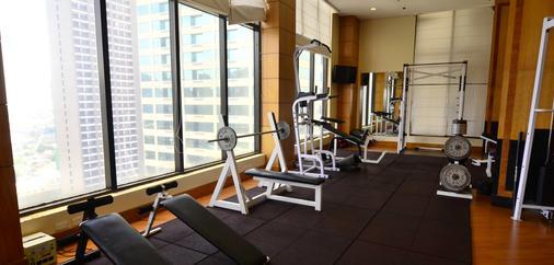 City Garden Hotel Makati - Makati - Gym