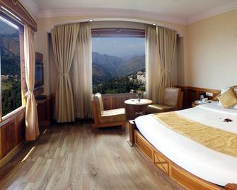Hotel Landmark Shimla - Shimla - Bedroom