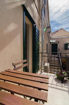 Divota Apartment Hotel - Spalato - Balcone