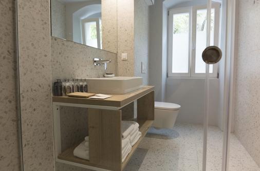 迪沃塔公寓酒店 - 斯普利特 - 斯普利特 - 浴室