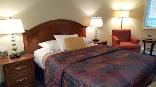 Lakeshore Inn & Suites - Anchorage - Makuuhuone
