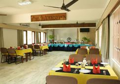 Hotel Mamallaa Heritage - Mahabalipuram - Ravintola