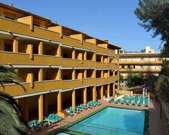 Hotel Flor Los Almendros - Peguera - Gebouw