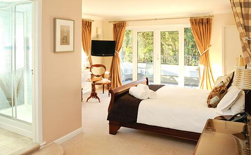 Wickwoods Country Club Hotel And Spa - Hassocks - Bedroom