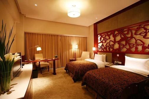 Parkview Hotel Shanghai - Shanghai - Schlafzimmer