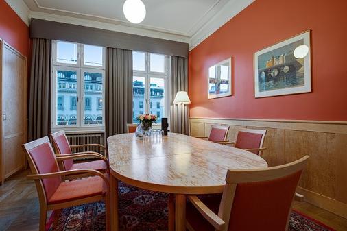 Hotel Terminus Stockholm - Stockholm - Dining room