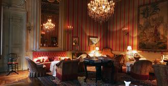 La Mirande - Avignon - Schlafzimmer