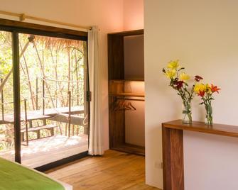Hotel Noga - Zipolite - Bedroom