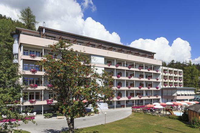 Arenas Resort Valaisia - Crans-Montana - Rakennus