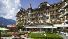 Arenas Resort Victoria-Lauberhorn - Lauterbrunnen - Edifício