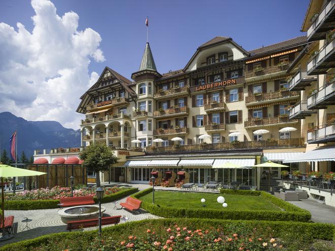 Arenas Resort Victoria-Lauberhorn - Lauterbrunnen - Building