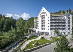 Arenas Resort Schweizerhof - Sils im Engadin/Segl - Bina