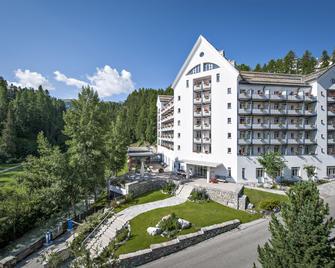 Arenas Resort Schweizerhof - Sils im Engadin/Segl - Gebäude