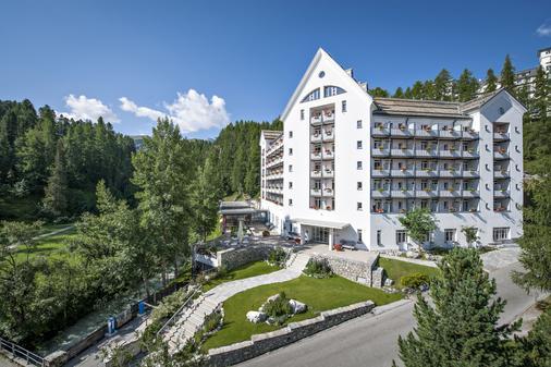 Arenas Resort Schweizerhof - Sils im Engadin/Segl - Building