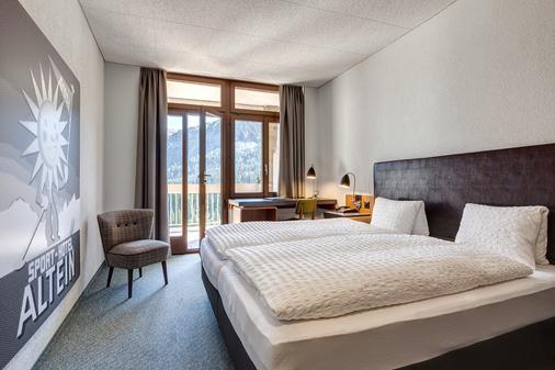 Arenas Resort Altein - Arosa - Bedroom