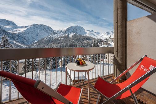 Arenas Resort Altein - Arosa - Balcony