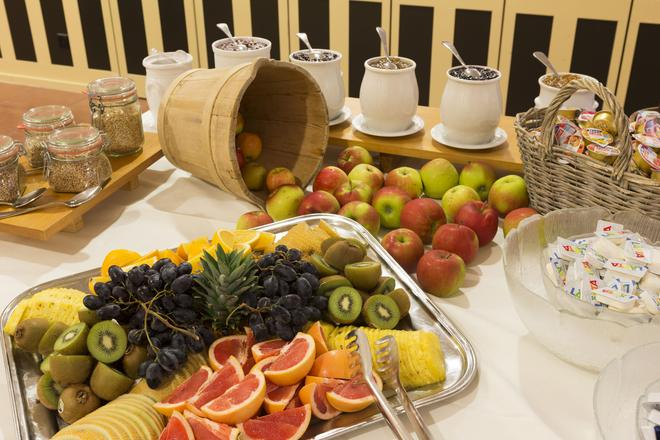 Arenas Resort Victoria-Lauberhorn - Lauterbrunnen - Food