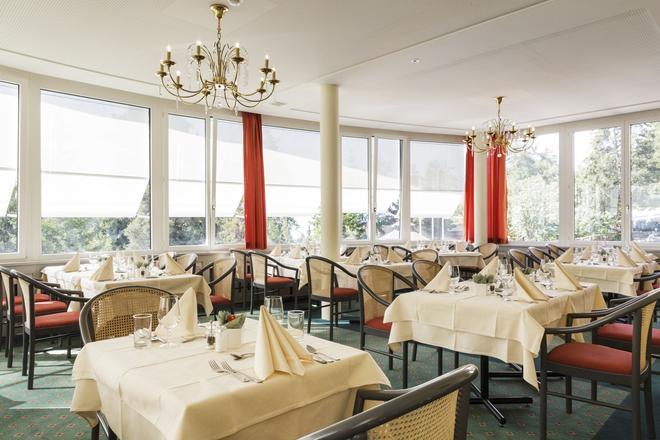 Arenas Resort Valaisia - Crans-Montana - Phòng ăn