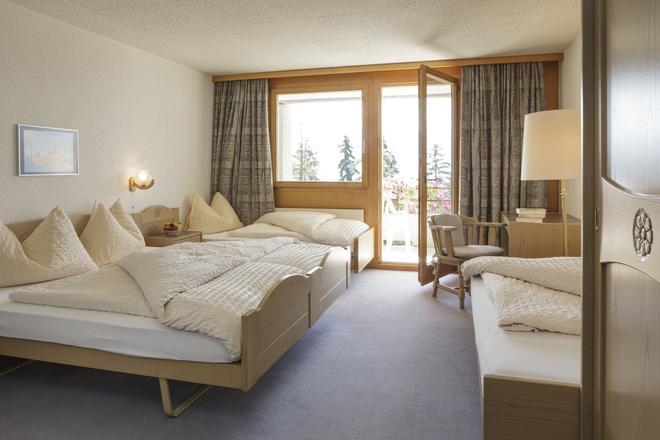 Arenas Resort Valaisia - Crans-Montana - Makuuhuone