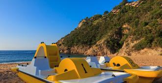 吉維洛拉度假酒店 - 托撒德瑪 - 濱海托薩 - 海灘