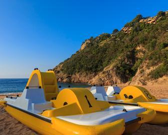 Arenas Resort Giverola - Tossa de Mar - Strand