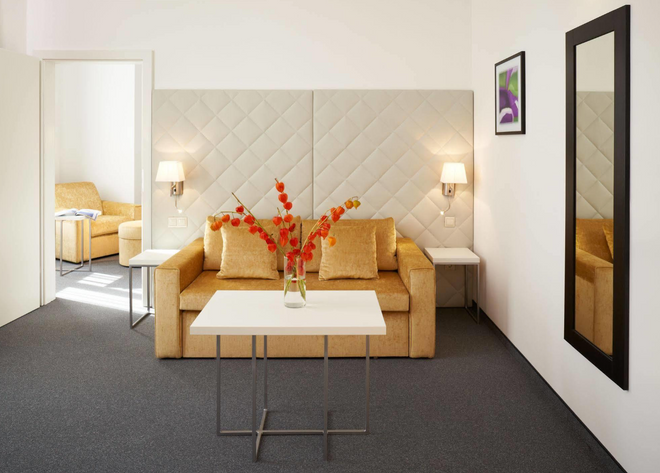 Arthotel Ana Prime - 維也納 - 客廳