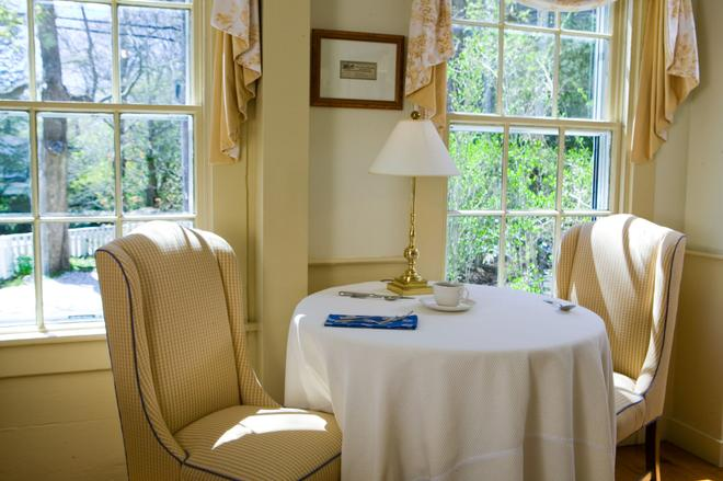 Union Street Inn - Nantucket - Dining room