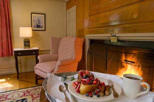 Union Street Inn - Nantucket - Phòng khách