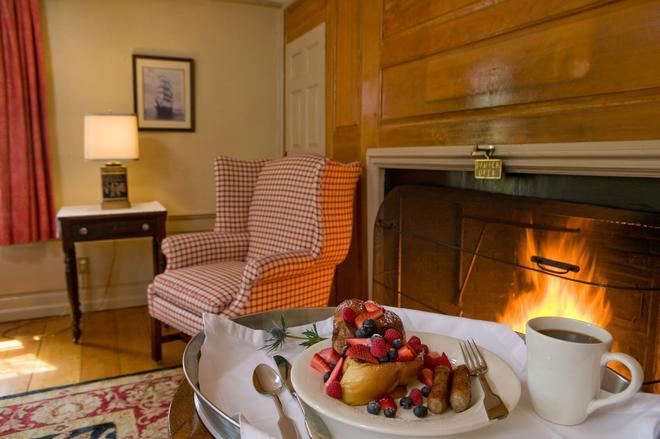 Union Street Inn - Nantucket - Wohnzimmer
