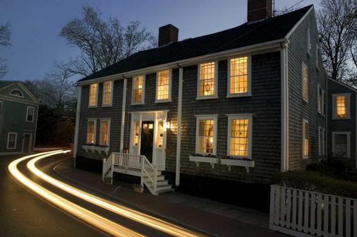 Union Street Inn - Nantucket - Building